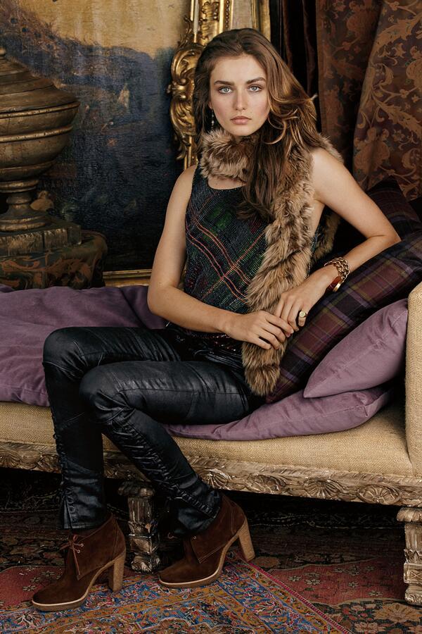 Мода - Magazine cover