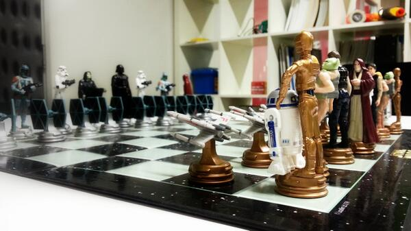 Chess at #globant #newtechcrawl http://t.co/CWfPzh6OXo