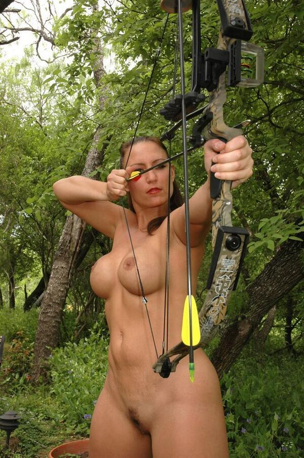 Final, sorry, Naked in a bow very