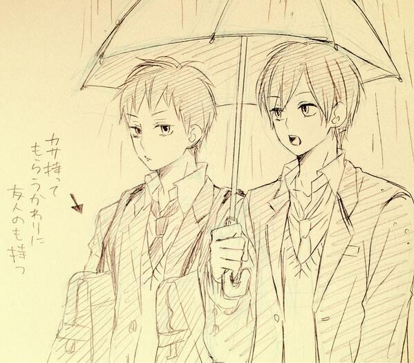 Tweet Dk目撃画集本当にいた男子高生のイラスト2013 Naver
