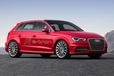 Audi A3 e-tron Slated for Spring 2014 Launch in Europe #EV  http://t.co/SLGD1KsxLP http://t.co/XCRHfiEE7B