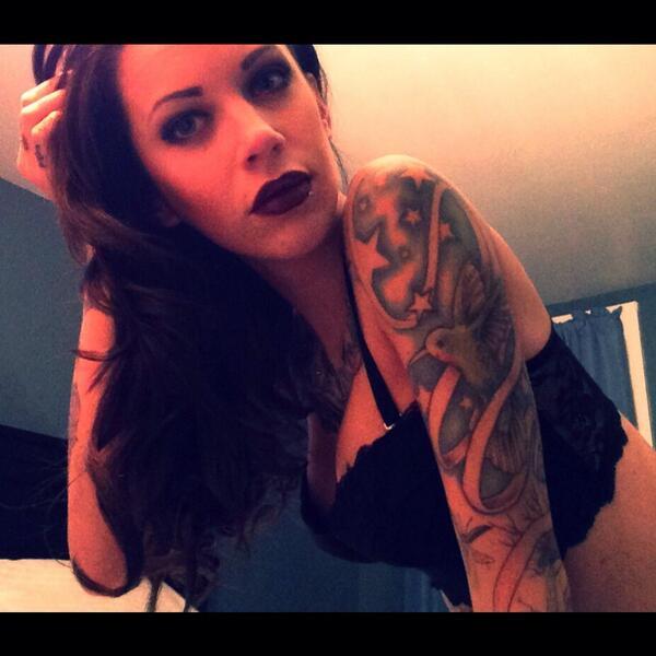 Jennifer Lynn twitter @modelJenlynn inked,tattooed,girlswithtattoos