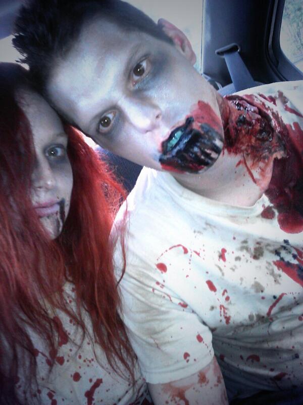 #zombies #zombiecouples #zombiefalls #WichitaFallspic.twitter.com/FQ3sfTuzqC
