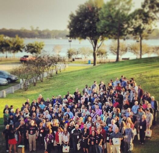 The open minds & open hearts that shared the day with us are shaping the future of our city! Thank you! #ilovejax http://t.co/TkFYmBEi2y