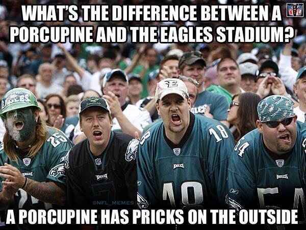 eagles fan meme - photo #28