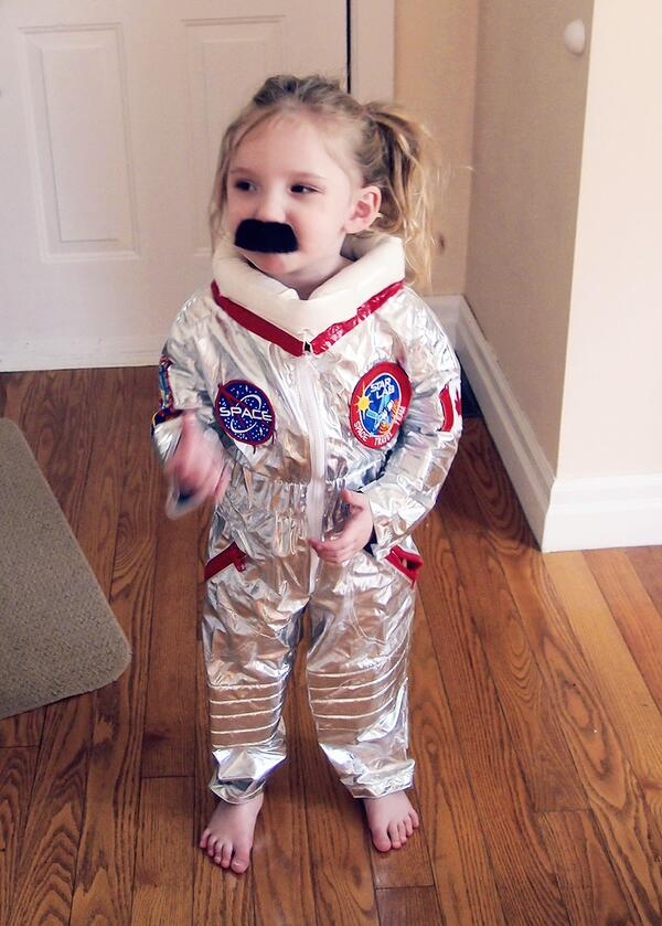 @Cmdr_Hadfield you're an inspiration to us all! This Hallowe'en we are representing, albeit in an adorable way :) http://t.co/mqSpc7gqP2