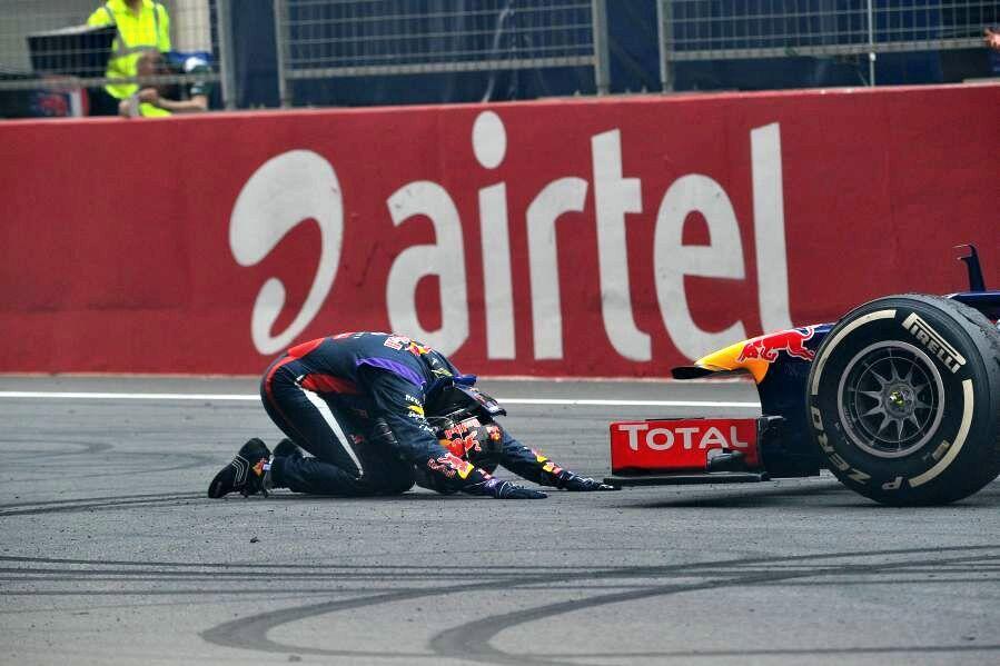 Sebastian Vettel, Tetracampeón. BXpYDhtCYAExQUl