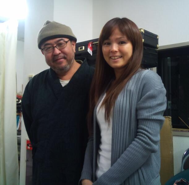 高山正樹とDanaeさん