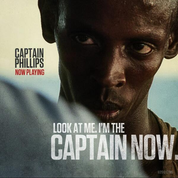 Captain phillips on twitter quot i m the captain now