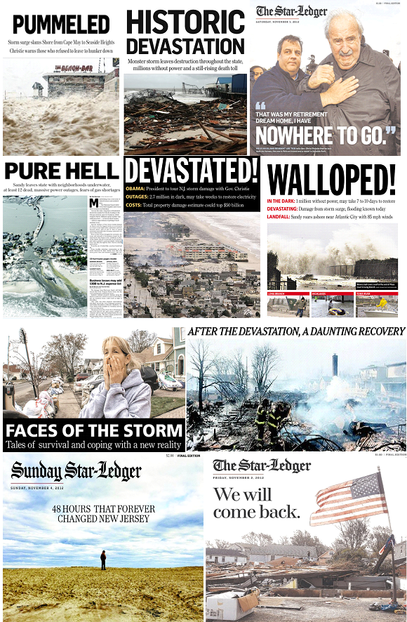 Thumbnail for Christie marks Sandy anniversary with media domination