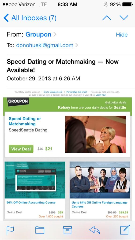 Dateswitch speed dating