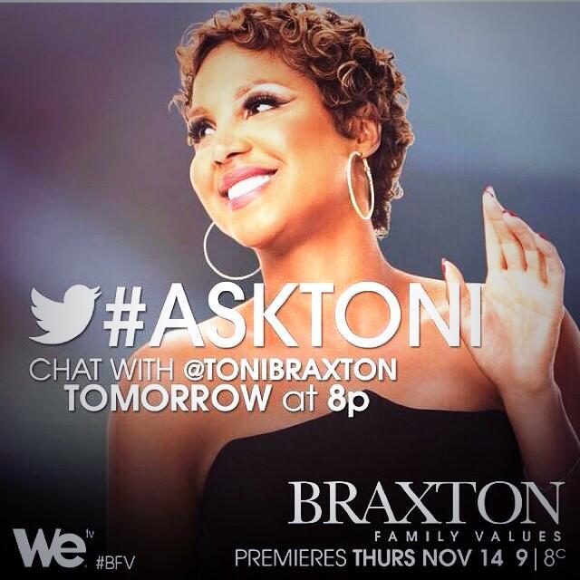 #AskToni
