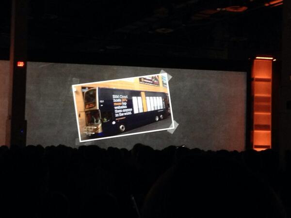 9k attendees at #reinvent 9k+ streaming across 47 countries. Old guard threatened http://t.co/kOn3kuc18X