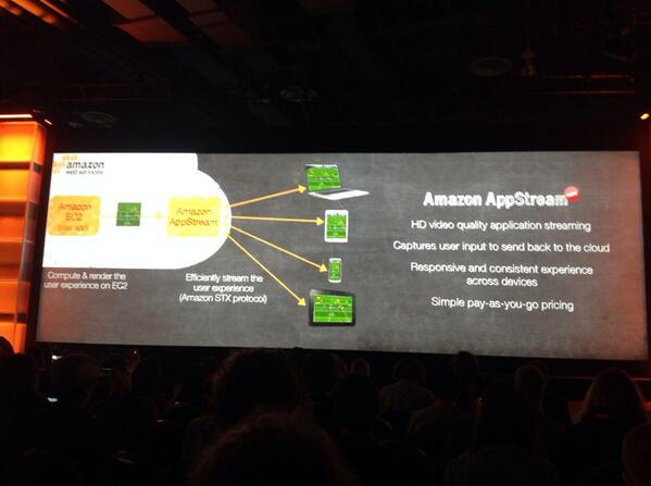 This idea is not new though, AWS will make a differentiation.   HD STREAMING is harsh to mobile networks. #reInvent http://t.co/ojajCavYi3