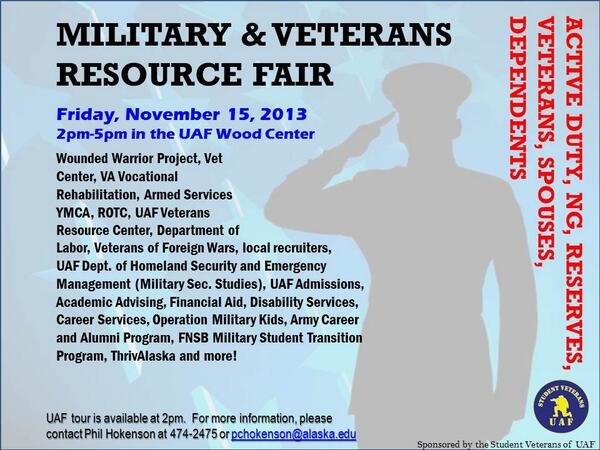 UAF Vet Resource CTR (@UAF_VRC) | Twitter