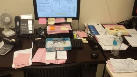 Stepping away from cluttered desk to plan for street marketing Saturday at Union Sq. Follow @avoceeyewear for details http://t.co/IvbXR9vNxq
