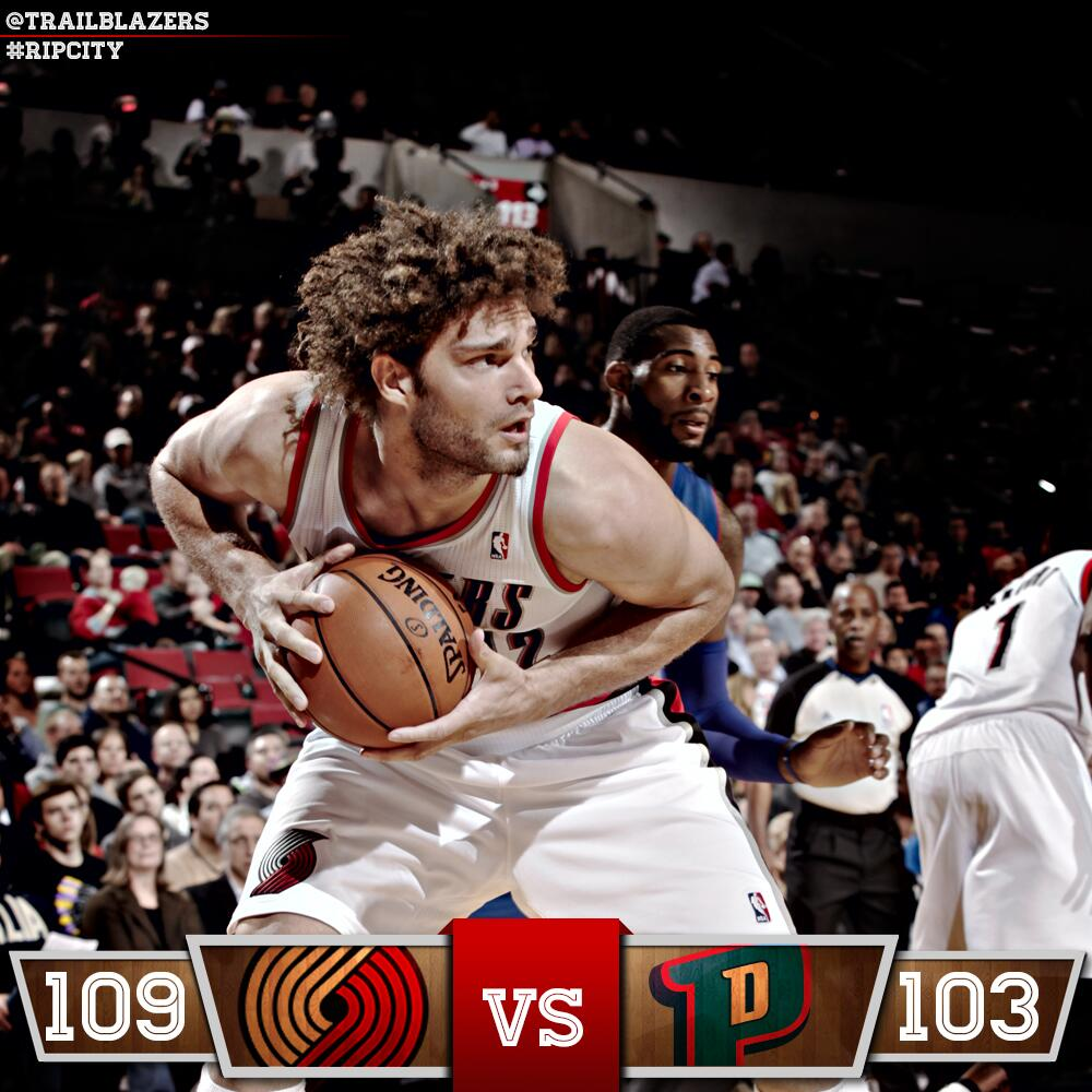 Trail Blazers Deutsch