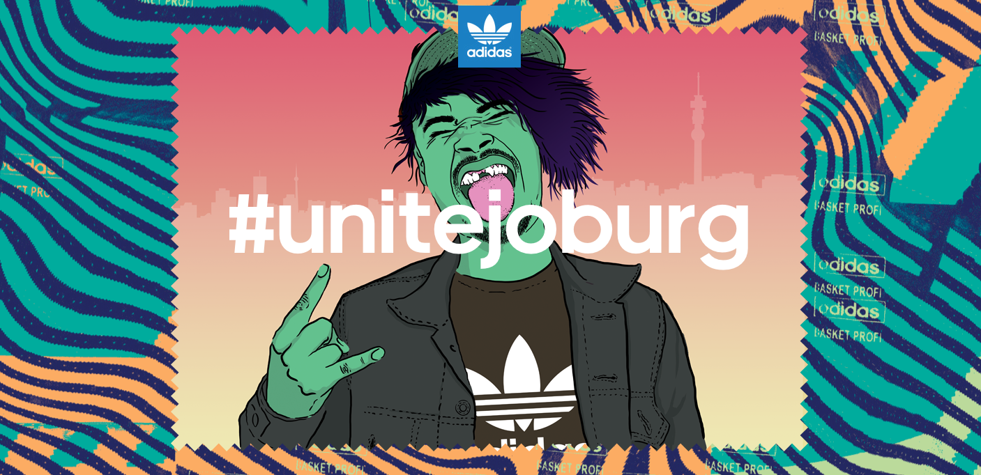 Free adidas Originals Unite Joburg tickets available now!