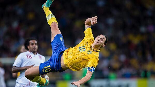 Gol del a�o Zlatan
