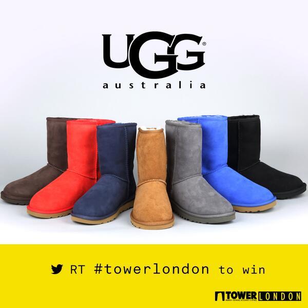 ugg tower london