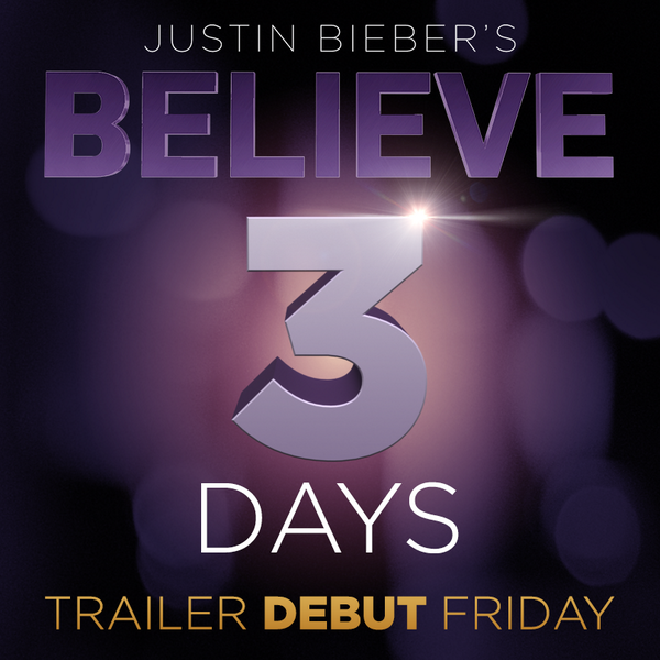 Believe Movie on Twitter