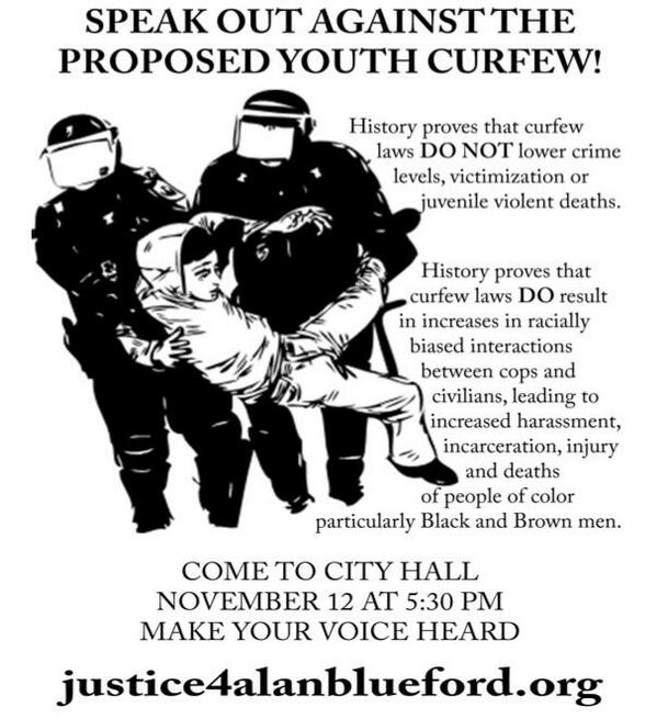 Site curfew teens law opinion