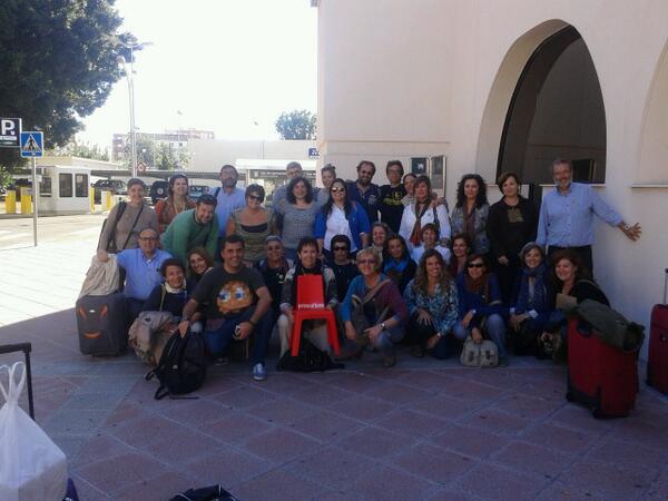 Se termino. #docentesEpD_AECID_MECD.  Gracias fe nuevo http://t.co/fa5M6qbk3v