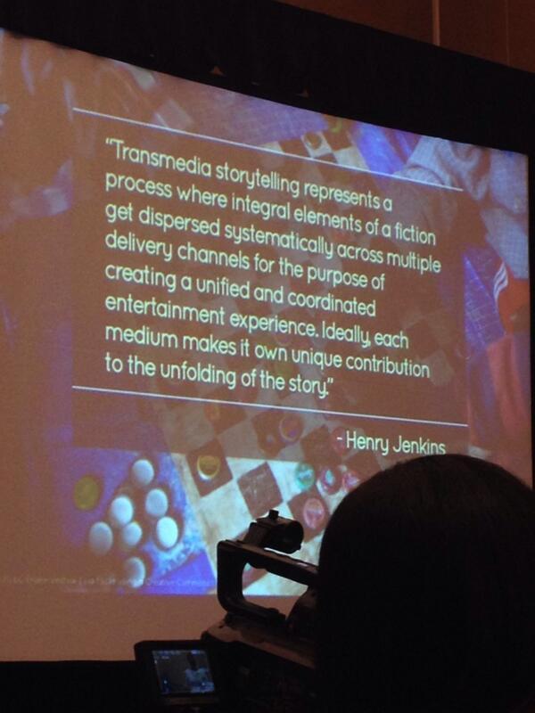 Quote by Henry Jenkins. #ConfabEDU http://t.co/NVWBdndi32
