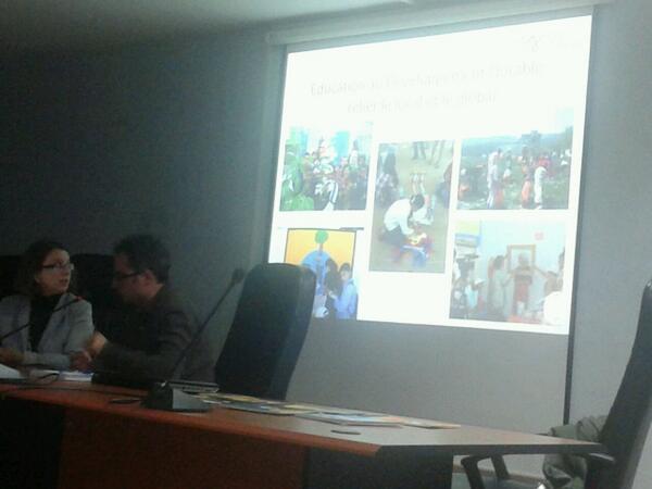 Encuentro con las ONGD españolas. Tanger #educacionparaeldesarrollo #docentesEpD_AECID_MECD #eTwinning http://t.co/EzQB3C0qmg
