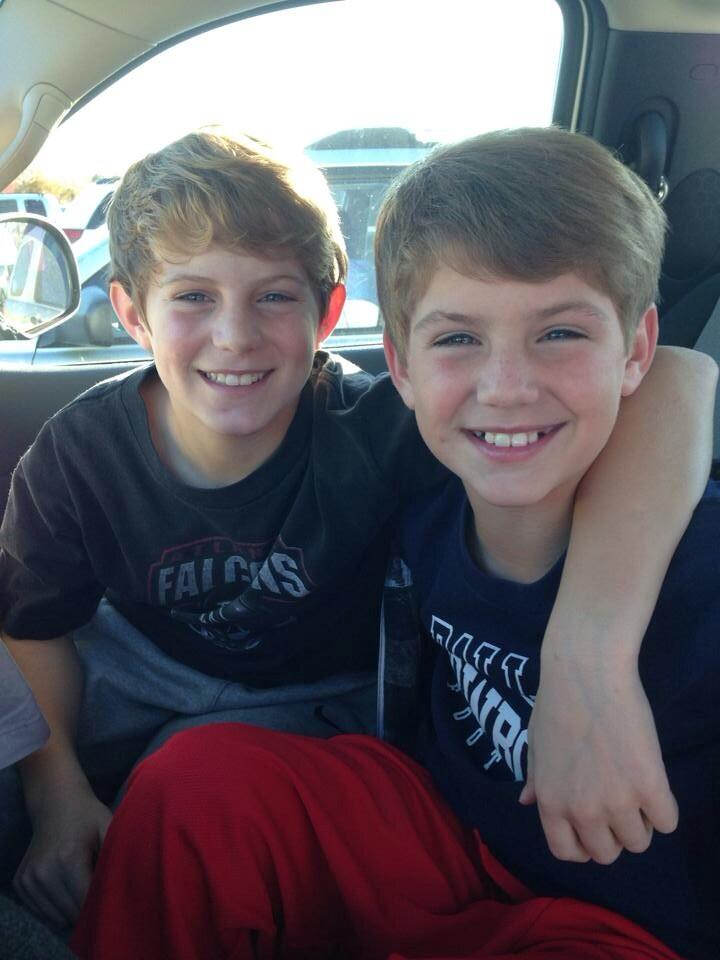 "MattyBRaps on Twitter: ""Spending time with Josh! #Brothers ..."