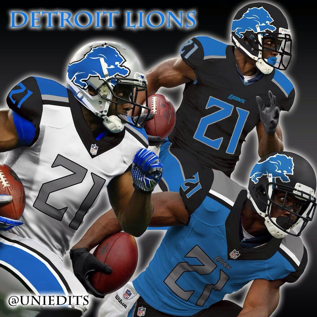 Detroit Lions Playoff Run from Lori Lewis on Twitter