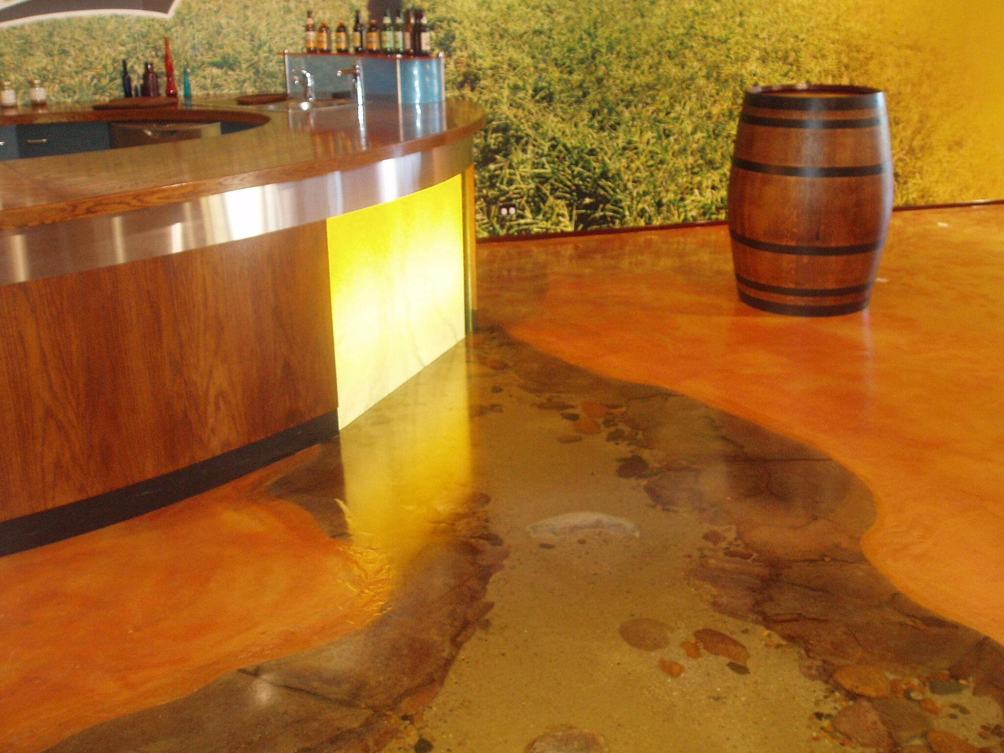 Captivating Award Winning Epoxy Floors Worldwide Recognition Sexyfloors