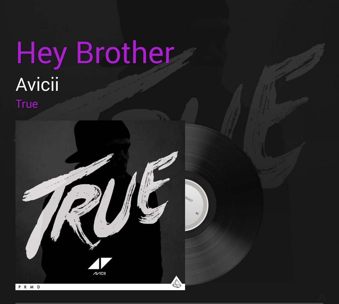 Twitter / echenze: #np Avicii | Brother #goodmusic ...