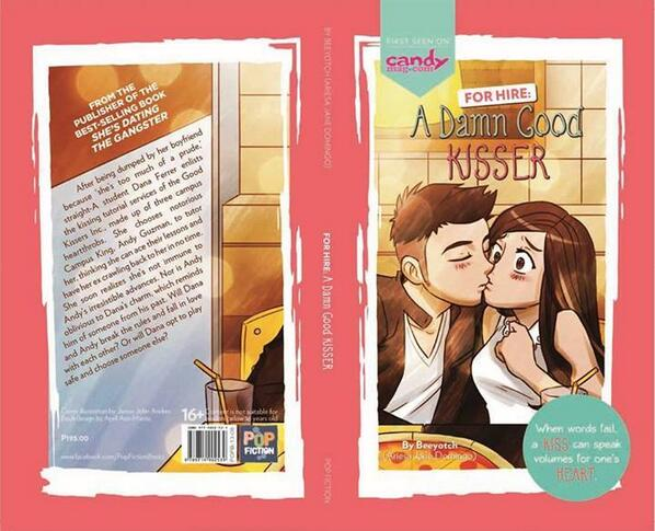 Wattpad Lovers On Twitter Book Cover Of For Hire A Damn Good
