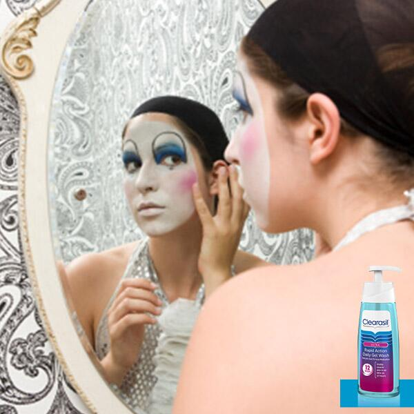 FREE Clearasil Daily Clear Ref...