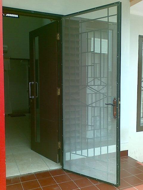 Bengkel Las Garuda A Twitter Jasa Pembuatan Pintu Besi Kasa