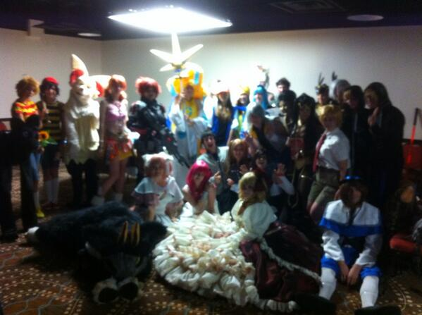 Anime convention ottawa