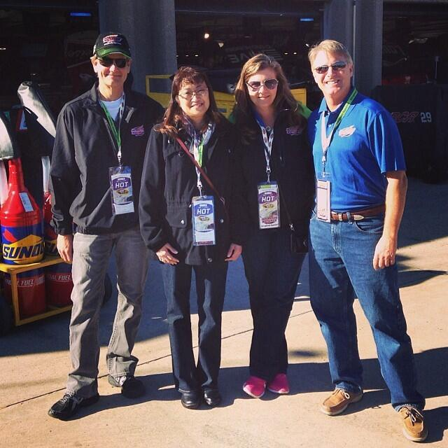 Twitter / interstatebatts: Glad to have guests from @Toyota ...