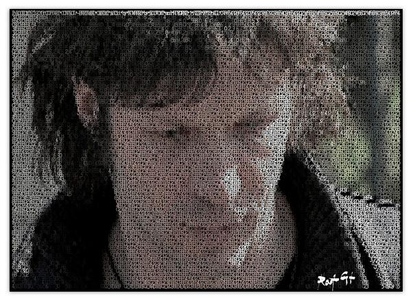 #asciiArt #twitterart #Bertrand #Cantat #RooCat&#39;s #art #RockStars  http://www. redbubble.com/explore/rootcat  &nbsp;    more ...  <br>http://pic.twitter.com/6zvr7g2FM1 #prints