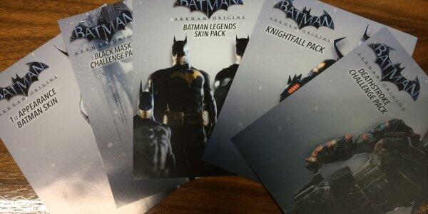 Free things! Follow us & RT this to win some Batman: #ArkhamOrigins DLC on PS3! Winners picked at 12pm AEDST today. http://t.co/na3csbqm4V