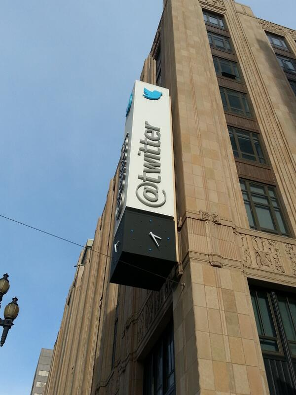 As of Thursday this is the next reason why #rent will be high in #SanFrancisco! #TwitterIPO http://t.co/U8BLHQuSi8