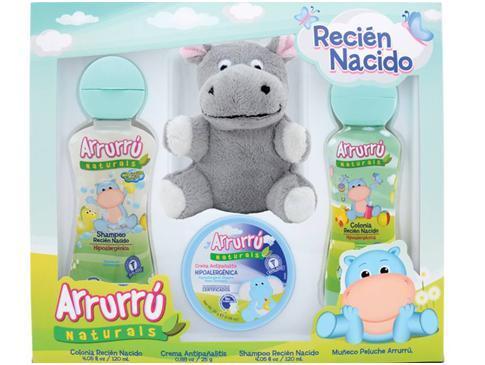 Las invitamos a que prueben Arrurrù. Es la línea más COMPLETA de productos para el cuidado EXCLUSIVO del Bebé. http://t.co/jvZ8fyRc4j