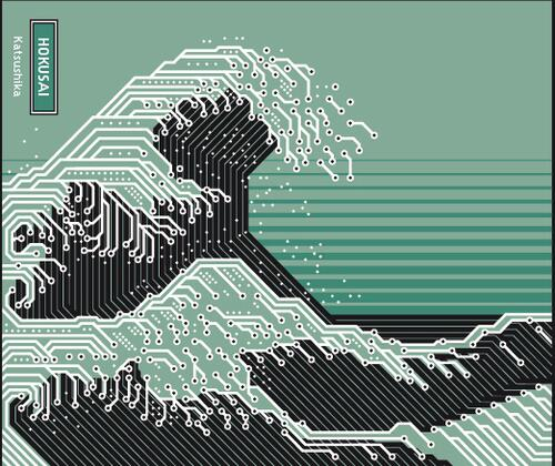 Why do I love this so? The Great Wave of Kanagawa (Hi-Tech Remix) http://t.co/tYenTJsX2B http://t.co/aAcKCKHF3p