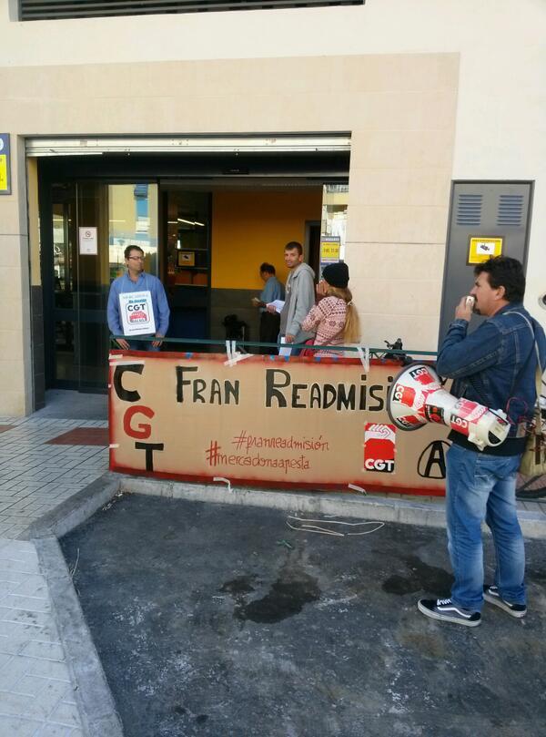 [PCPA-PCPE y CJC Málaga] Por los derechos sindicales en Mercadona, Readmisión del compañero despedido. BYTHq48IQAAvtdI