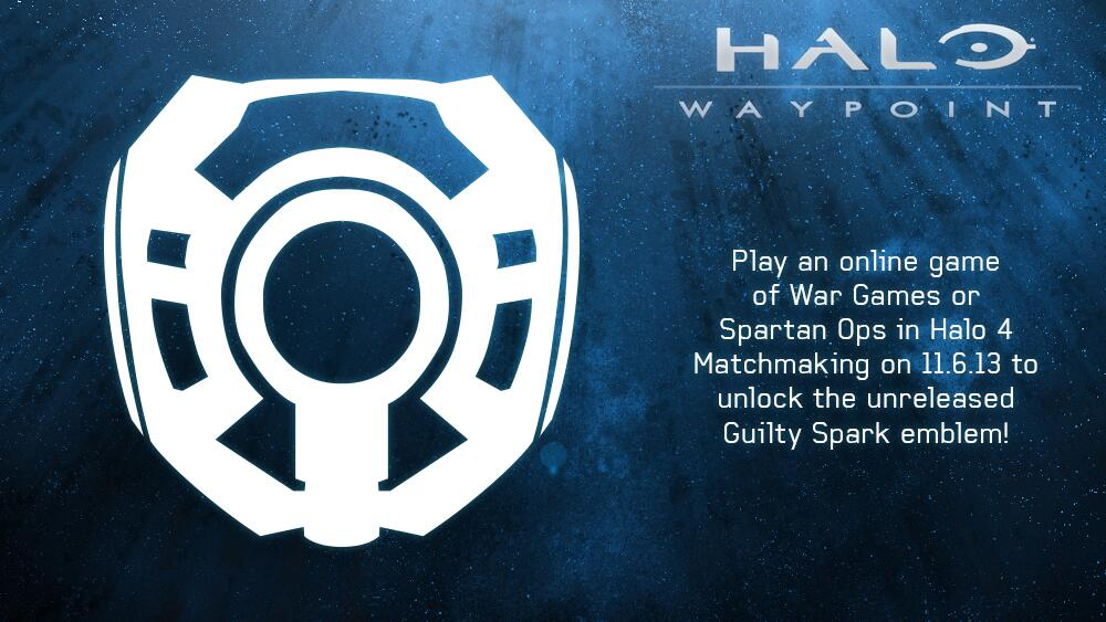 Halo On Twitter Halo4s Birthday Is Tomorrow And Were Giving