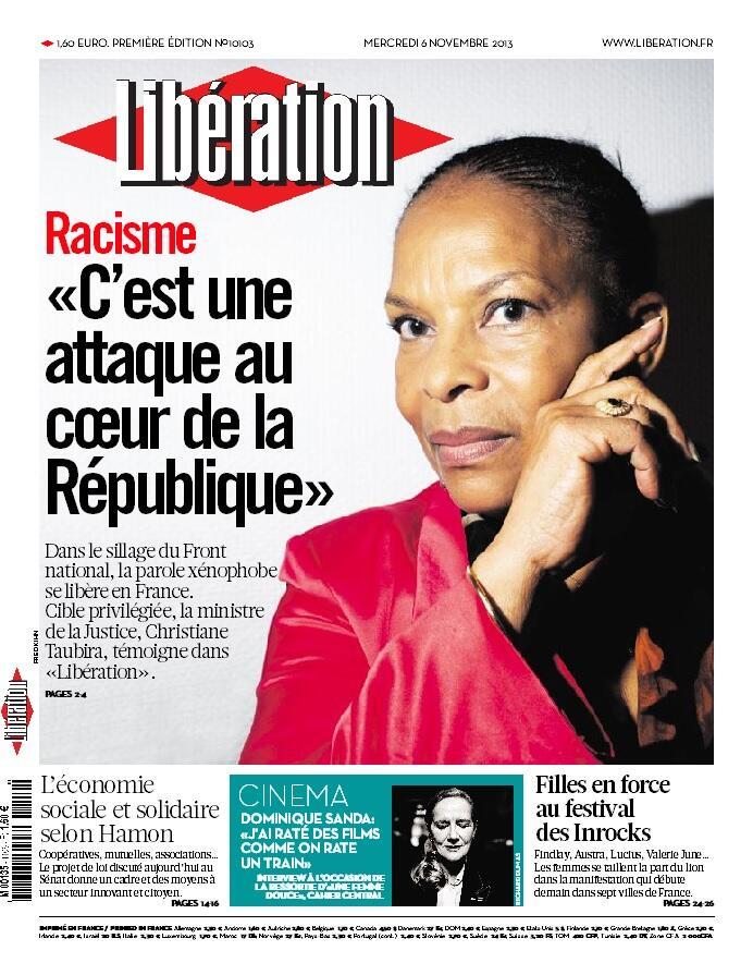 La France est-elle raciste ? dans Actualités