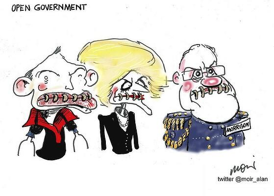 Alan Moir from The Age''''''''''''''''s take on the new Government''''''''''''''''s approach.