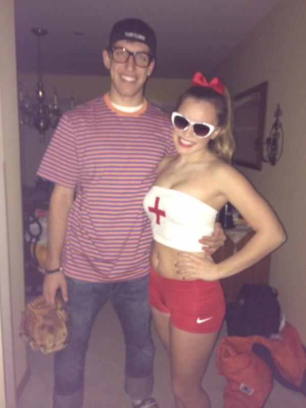 ben murray on twitter espn baseballreddit halloween costume squints and wendy baseballbros httptcowdwabbmkkz