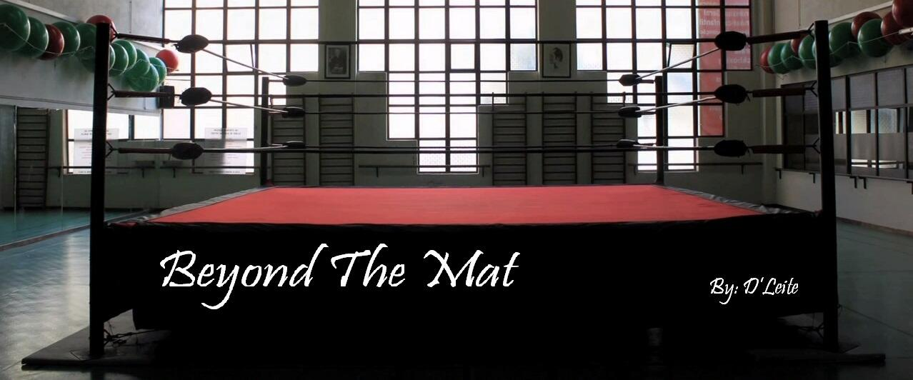 Beyond The Mat #15   E é o fim...