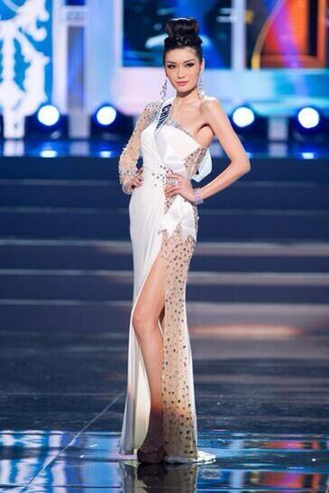 Miss Universe China on Twitter: \